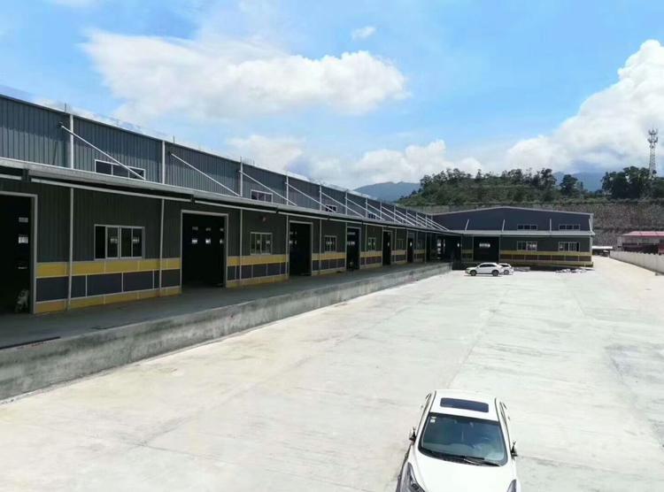 横岗超级钢构厂房35000平滴水7.5米业主直租