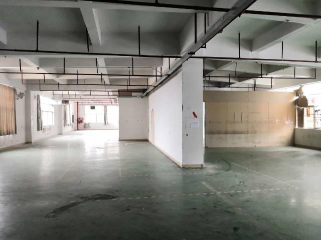 横岗安良二楼1500平方带消防喷淋不限行业出租-图2