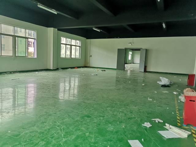 观澜福民原房东厂房面积实量1200平精装修无转让费-图4