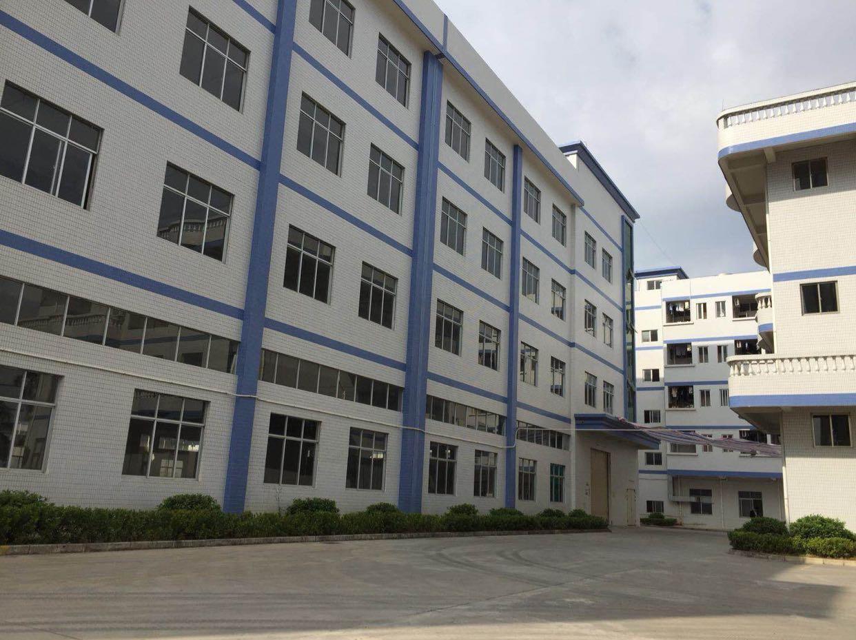 占地15000平方建筑23800平方,虎门证国有证厂房出售