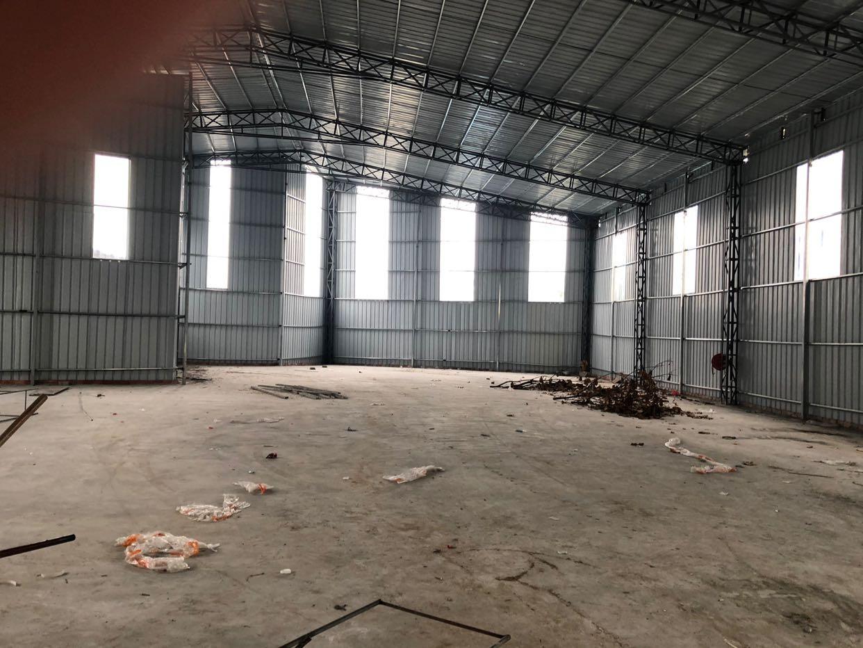 中堂三涌新建钢构800方
