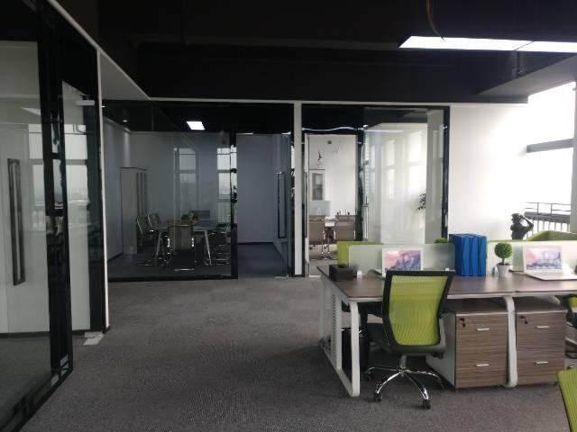 横岗高端大气精装修办公楼配套齐全图片1