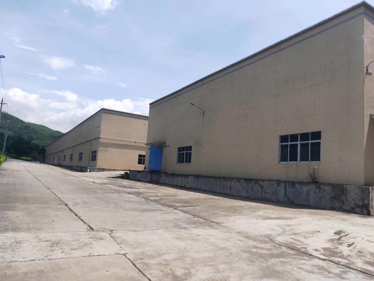 惠州市博罗县大型工业园区可做抽粒10万平可分租-图2