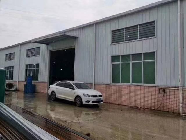 樟木头镇金河管理区7米高原房东单一层钢构厂房780平方出租