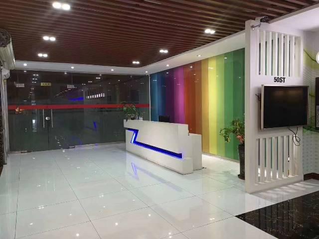 深圳市宝安光明区公明将石高新科技园楼上厂房出租3800平