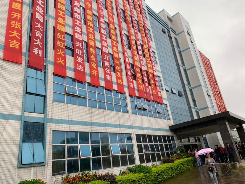 惠城水口标准厂房带卸货平台8000