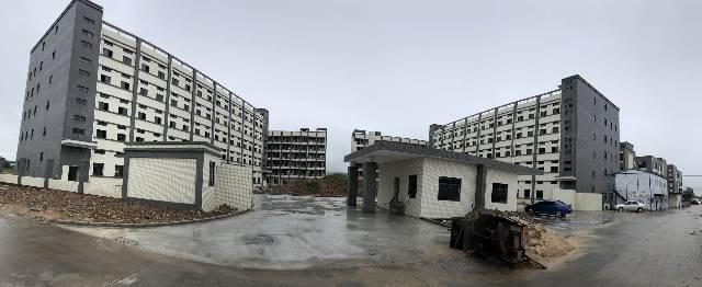 惠州市惠城区花园式独院红本厂房出售16500平方