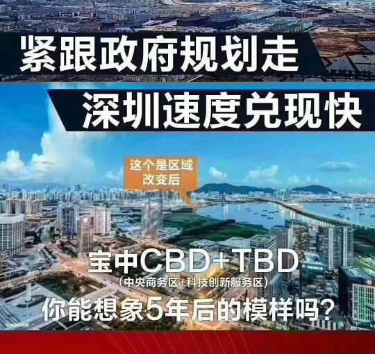 深圳写字楼70年产权红大湾区核心地带图片5