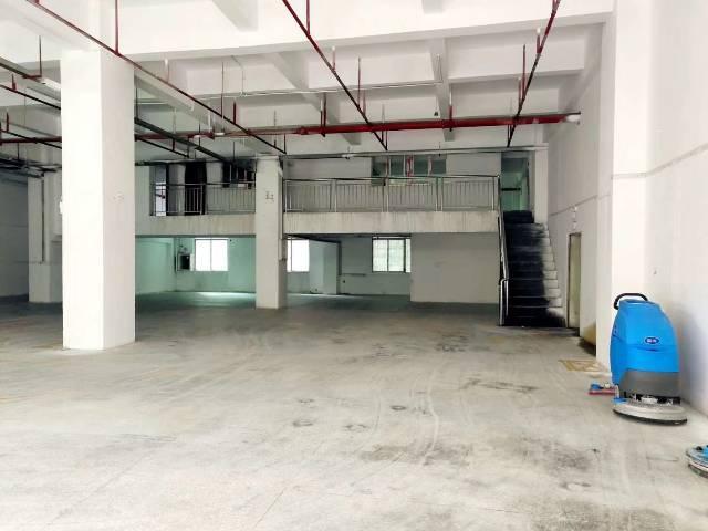 西乡簕竹角独院一楼750平米厂房出租
