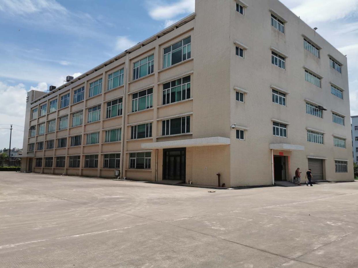 仲恺陈江镇独院标准厂房1-3层带装修