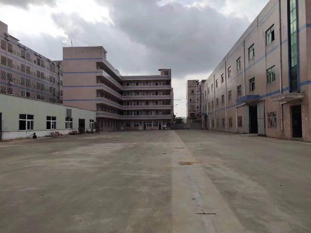 平湖独院厂房1-3层7800平米,钢构1500平米空地很大