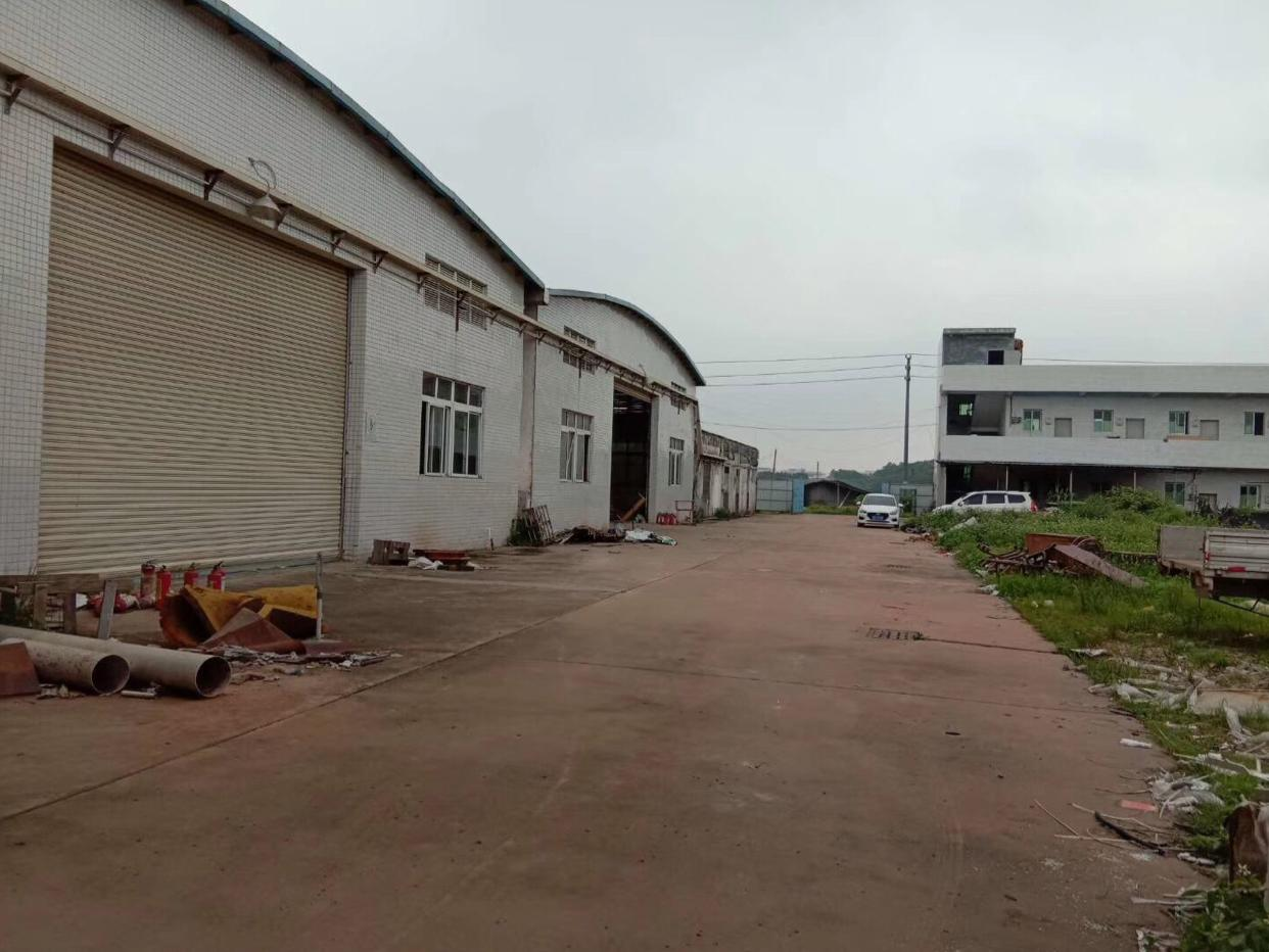 惠州长宁镇新建厂房出售