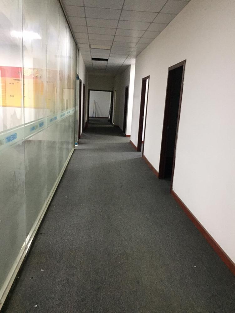凤岗雁田紧靠平湖新出二楼500平带装修办公室-图4