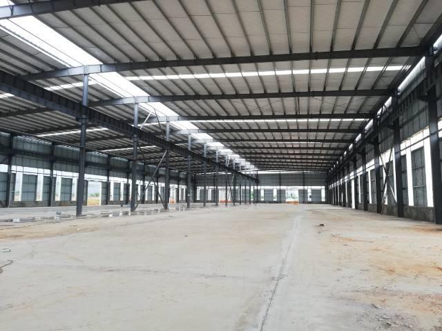创新工业园厂房出售,层高13米,可喷漆喷塑、行业门槛低