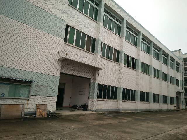 大朗镇黄草朗村新出红本证件齐全原房东独院厂房6500平方