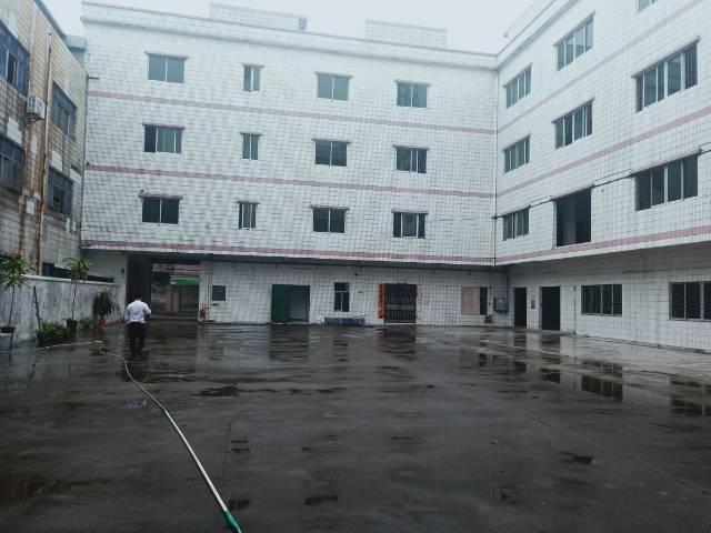 大朗镇大井头工业区独院标准厂房6800平米,便宜出租