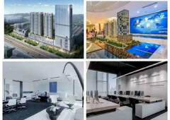 深圳70年产权甲级写字楼,不限购不限贷