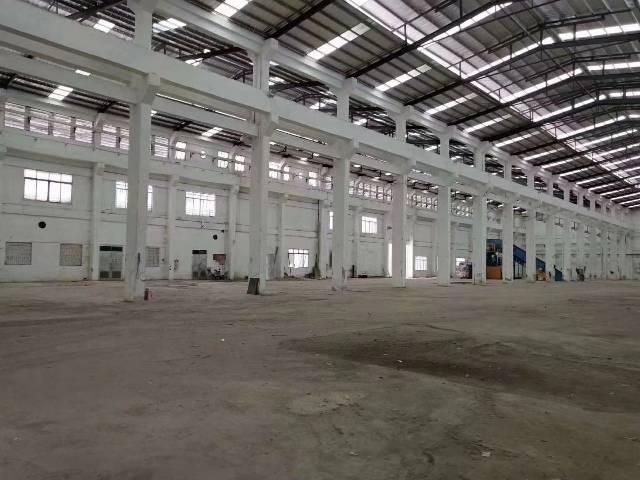 洪梅新建厂房2200平。证件齐全空地大