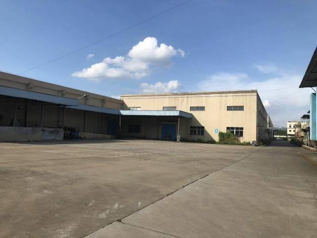 惠州博罗县十万平方单一层独院厂房招租高度11米所有证件齐全-图4