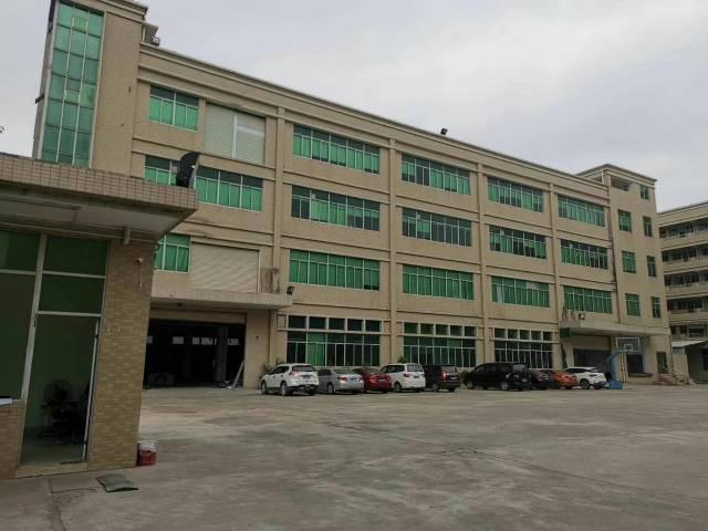 惠州沥林新出花园式独门独院厂房总面积50000㎡出租-图2