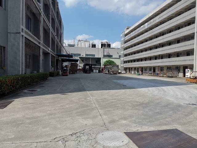 松山湖原房东标准厂房仓库出租分租空地大一手房东卸货平台