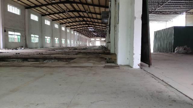 工业园区独栋厂房6500证件齐全
