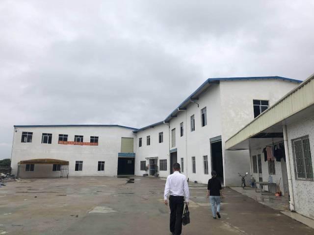 惠州市仲恺沥林镇独院钢结构厂房5000㎡岀售