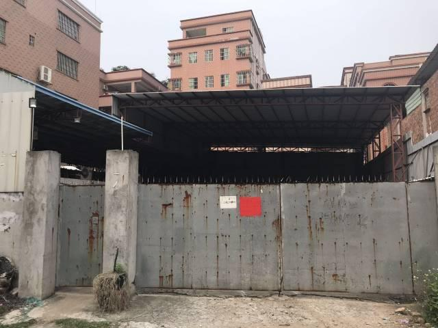 500平米铁皮房做仓库
