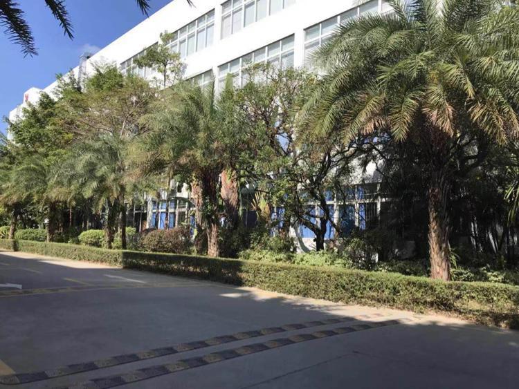 龙岗宝龙红本楼上厂房800平精装办公室厂房出租