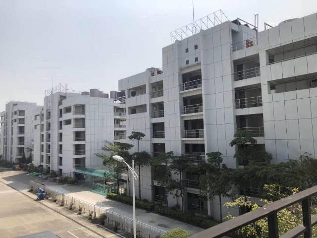 坪山高新产业园内2楼5200平红本仓库厂房出租