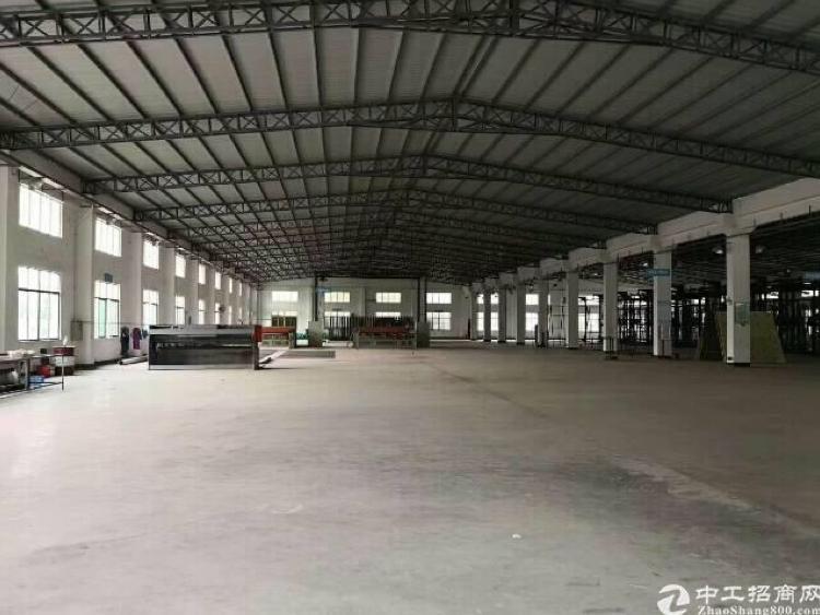 惠州市水口镇超大空地独院钢构