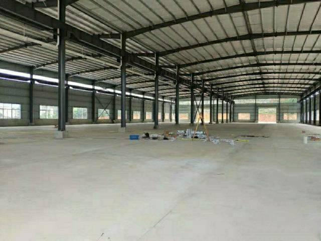 惠城区新出楼上10000㎡厂房, 周边配套设施齐全好招工