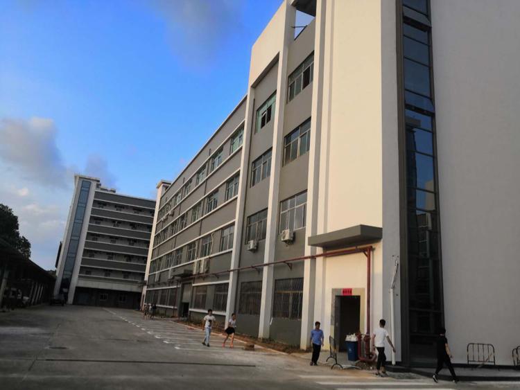 清溪独栋13800平红本厂房出租带消防喷淋可分