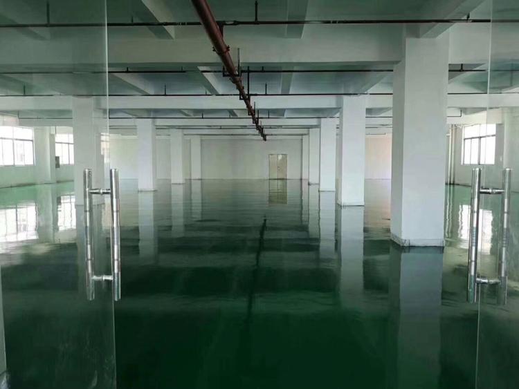 清溪新出楼上500平豪华装修带办公室厂房出租