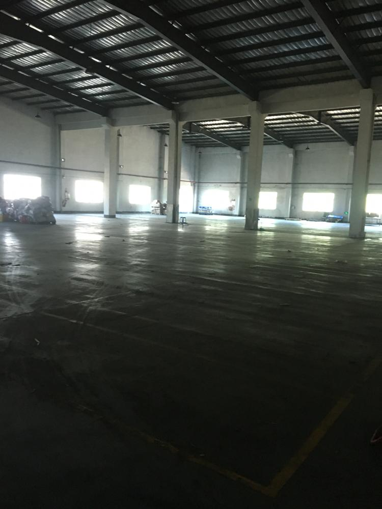 惠州博罗证件齐全带有天然气管道钢结构8000平方,可分租