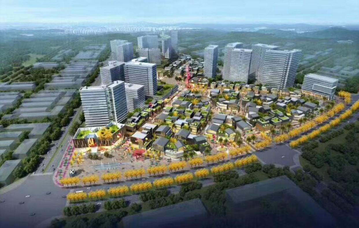 惠州惠城区靠深圳标准新厂房7000㎡出售