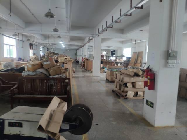 (原房东)龙岗坪地二楼850㎡标准厂房出租