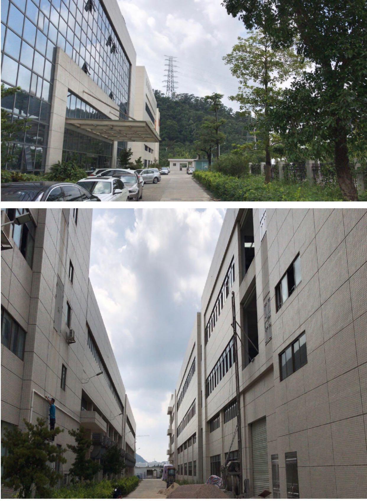 中山33000平方大型厂房出售