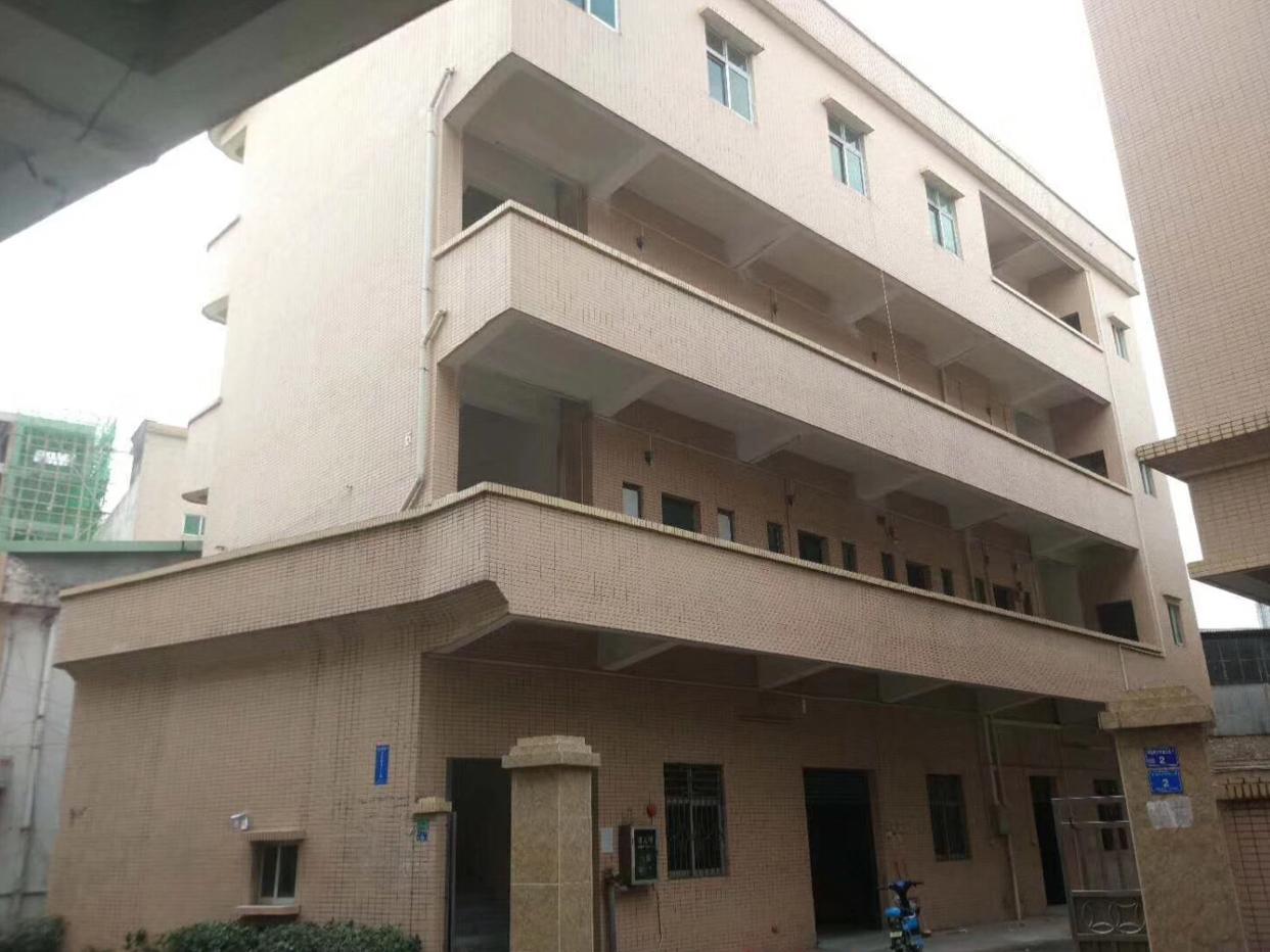 独门独院厂房两栋,每栋2层4250平总8500平方,电500