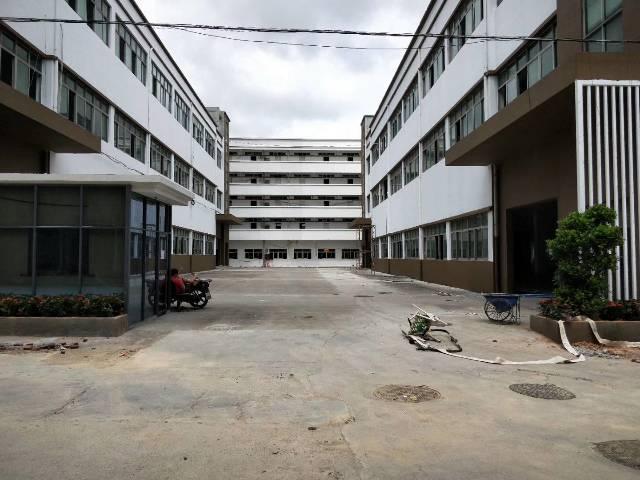 公明玉律原房东厂房独院1-3层11000平米