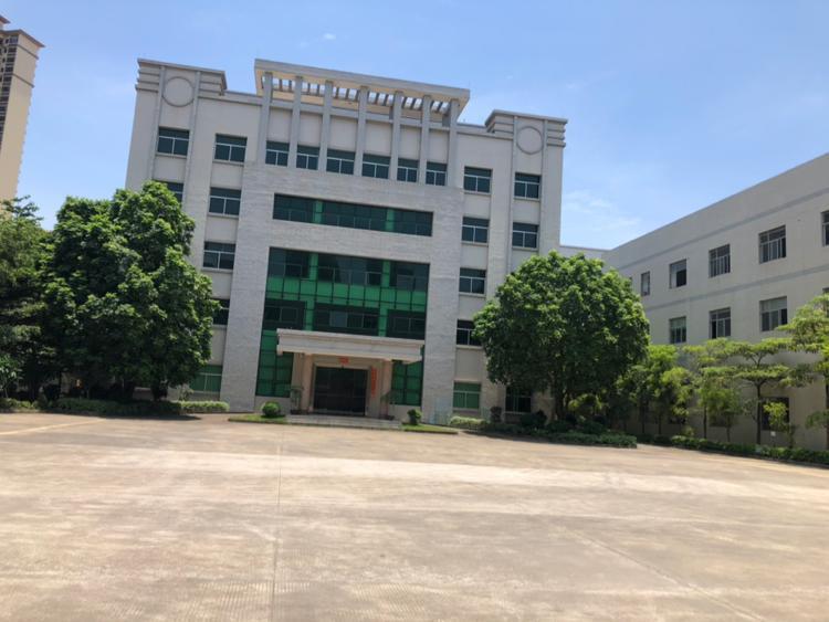 惠阳大亚湾独院厂房1/3楼5600平,有红本,带办公室装修,