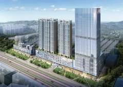 深圳宝安写字楼出售,每层1100平方,可分割出售130起。