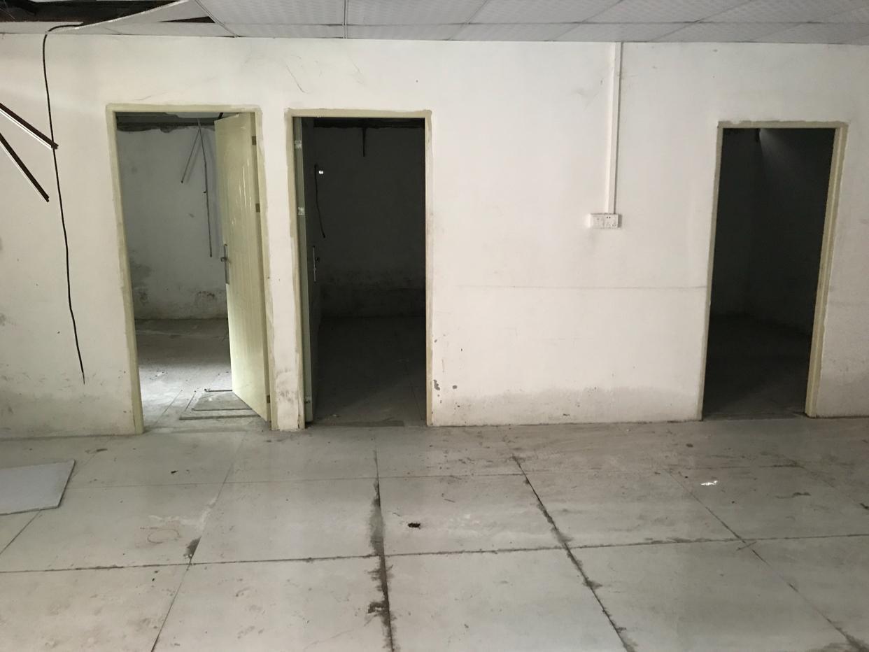 横岗安良200平铁皮厂房原房东直租