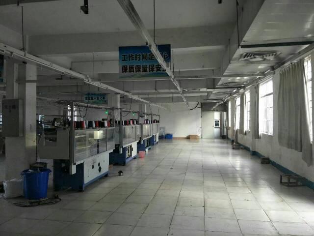 万江区107国道旁厂房650㎡招租,现成水电线路办公室齐全