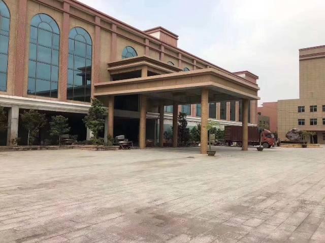 惠东梁化镇占地6128平方建筑3000平方国有双证厂房出售