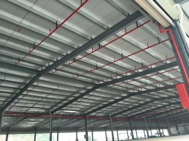 宝安区福永机场附近70000平米标准单层物流钢构仓库出租