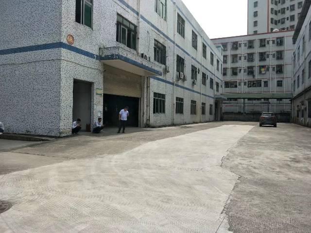 公明南光高速出口附近新出独院4300m²,带办公室精装修