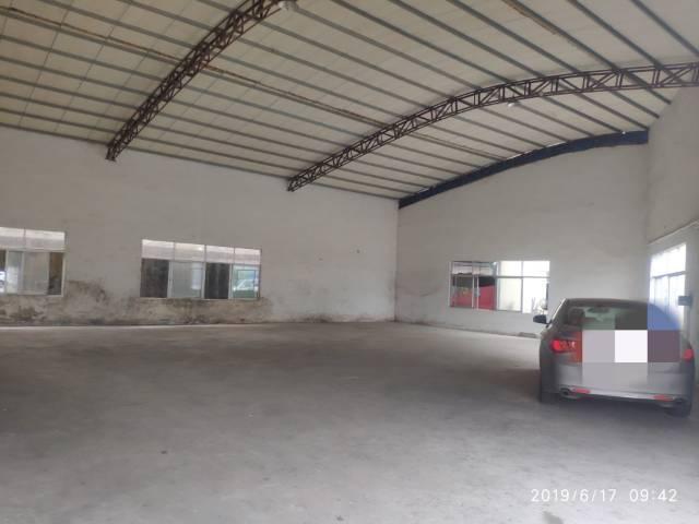 龙岗坪地一楼380㎡钢构厂房,滴水6米