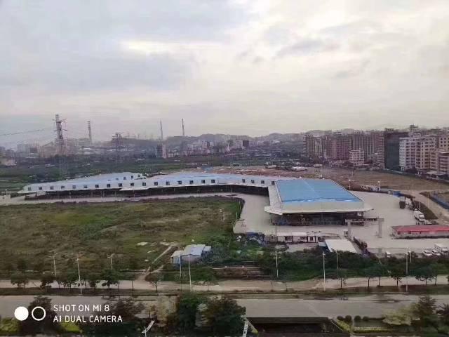 虎门5万平钢构厂房2万平空地合同15年物流客看过来
