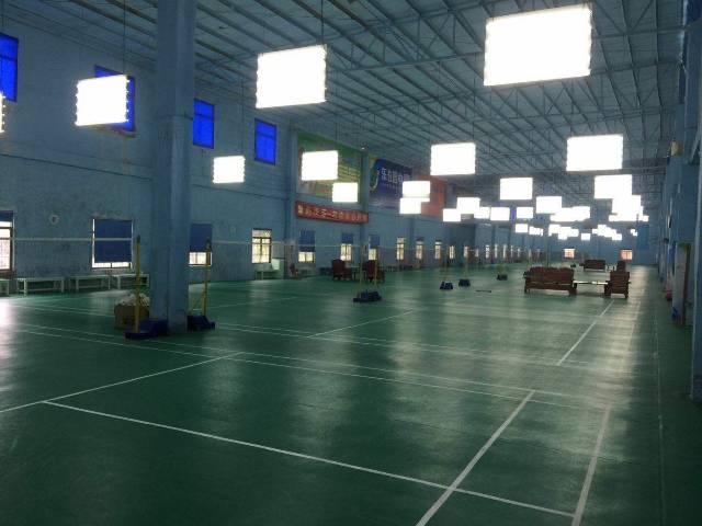 惠州水口羽毛球馆2300㎡出租